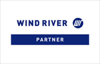 Partner Logo von Wind River