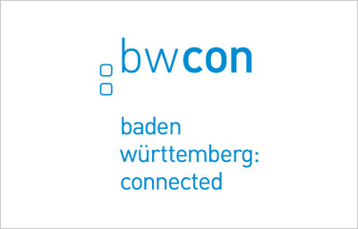 bwcon Logo - Baden-Württemberg connected